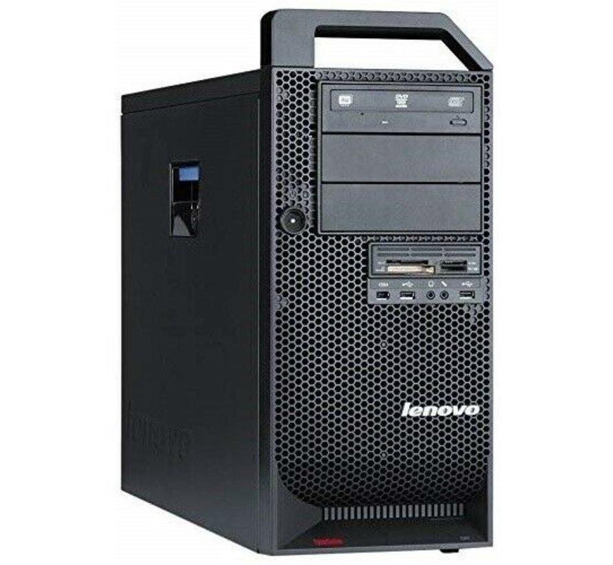 Lenovo ThinkStation D20 2x X5670 16GB RAM Nvidia Quadro FX3800 300GB HDD