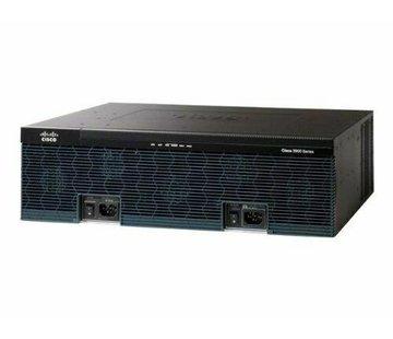 Cisco CISCO 3925 Service Router 3925 / K9 + C3900-SPE200 / K9 1x PSU / power supply
