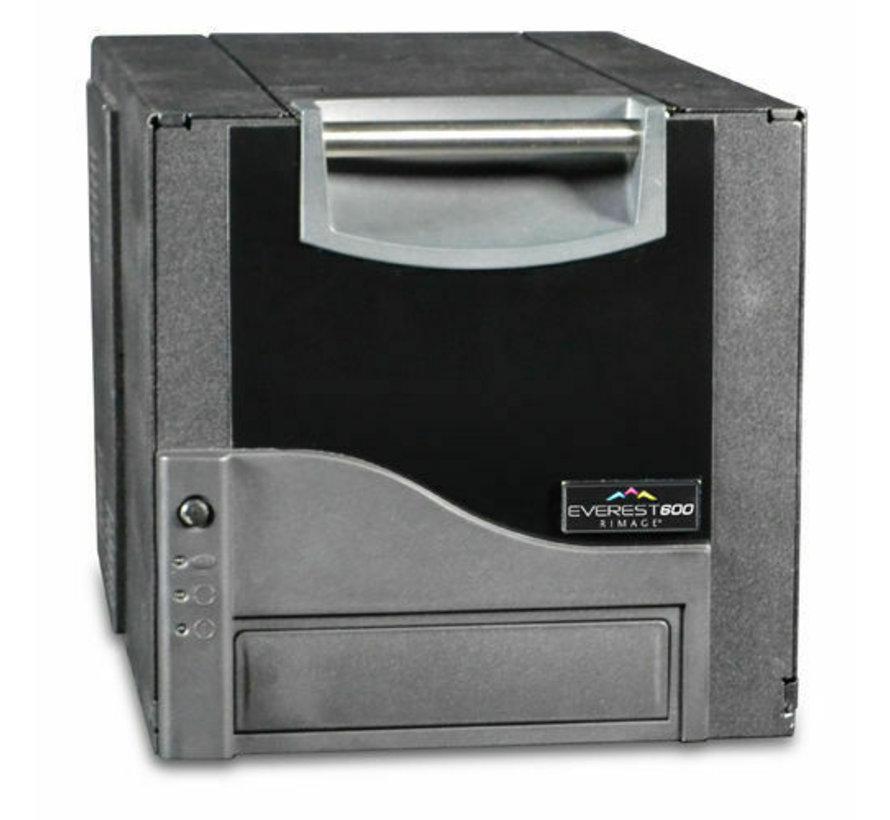 Rimage Everest 600 CD DVD BD Brenner und Thermo Drucker Disc Publisher