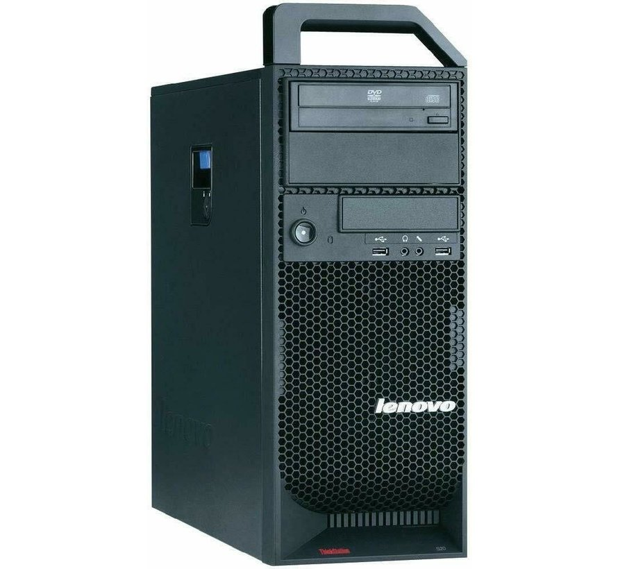 Lenovo ThinkStation S20 Xeon W3690 6x 3.46 GHz 16GB Ram 1TB HDD Quadro 4000