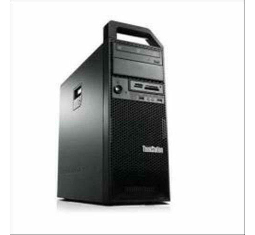 Lenovo ThinkStation S30 Xeon E5-1620 V2 16GB Ram 1TB HDD 256MB SSD Quadro K600