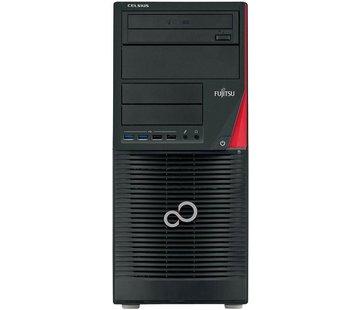 Fujitsu Fujitsu Celsius W530 Estación de trabajo Intel i7-4790 16GB Ram Quadro K2000