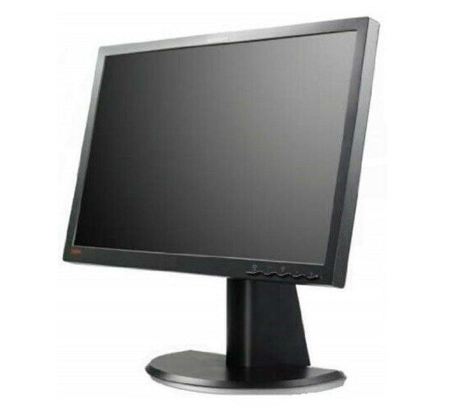 Lenovo ThinkVision LT2452p 61 cm 24 inch TFT monitor wide