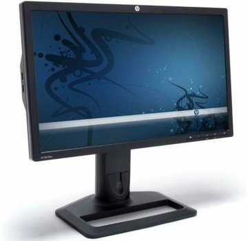 "HP HP ZR2240W 22 ""LED TFT Monitor Display Full HD Backlight HDMI"