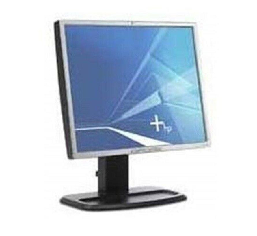 """HP 1955 19 """"TFT monitor display DVI / analog with foot"""