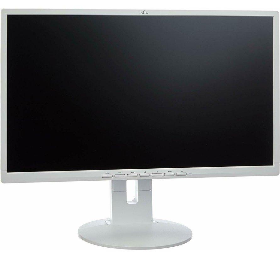 """FUJITSU 24"""" B24-8T Pro 60,9cm 24 Zoll 16:9 USB 250 cd m2 1000:1 Display weiß"""