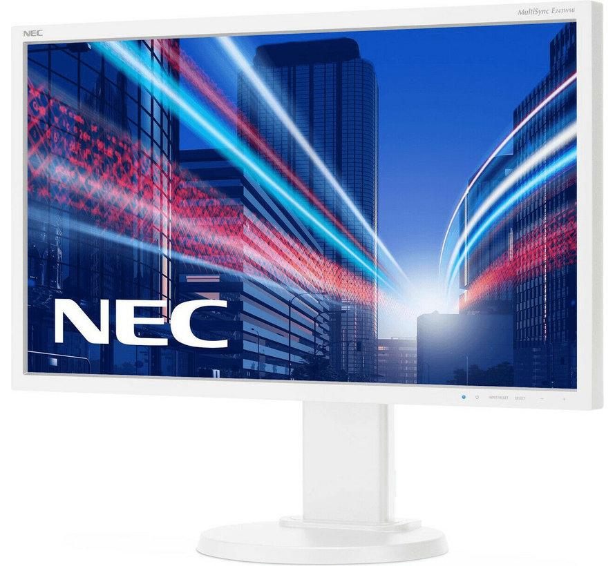 "PANTALLA PLANA NEC MULTISYNC E243WMI 60.5 CM / 23.8 ""(TFT / LCD) - 1.920X1.080"