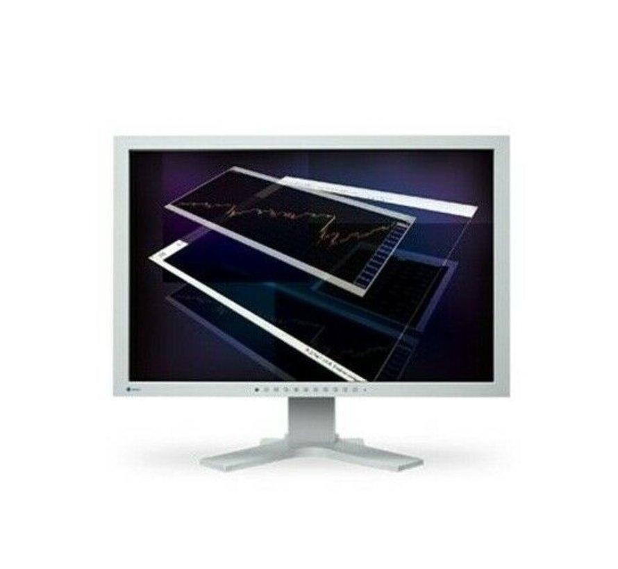 Eizo Flexscan EV2436W TFT LCD Monitor Display 61cm (24 inch) screen grey