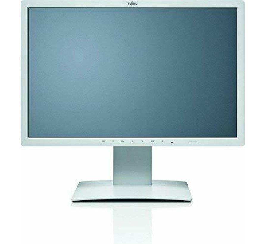 Fujitsu Displays Pantalla LED B24W-7 Pantalla de monitor WUXG de 61 cm (24 pulgadas) blanca
