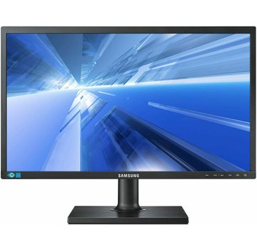 """Samsung Samsung SyncMaster S24E650XW 24 """"inch TFT monitor DVI VGA DP with stand"""