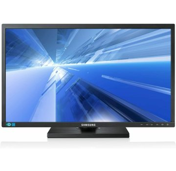 "Samsung Samsung SyncMaster S22C450MW 22"" Zoll TFT LED Monitor DVI VGA mit Standfuss"