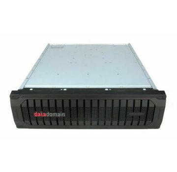 Almacenamiento Data Domain ES20 2x módulo de E / S P / N: 89363-05 2x fuente de alimentación