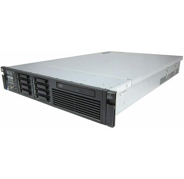 HP HP ProLiant DL380 G7 Intel Xeon E5620 8GB RAM 438GB HDD