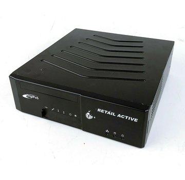 DigiPos Retail Active 8000 POS Kassensystem 500GB HDD 4GB RAM mit Netzteil