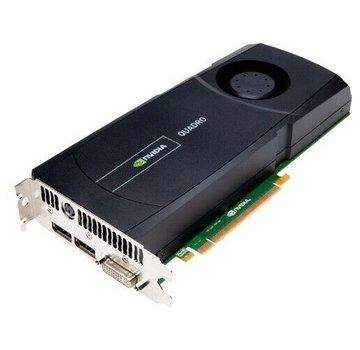 NVIDIA Quadro p5000 Grafikkarte PCI-E 2,5 GB 1xDVI 2xDP