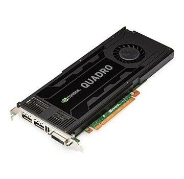 Nvidia Quadro K4000 3GB GDDR5 PCI-Express C2J94AA graphics card