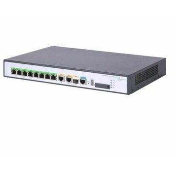 HPE JH301A Flexnetwork MSR958 1 GbE Und Kombo 2 GbE Wan 8 GbE Lan Poe Router