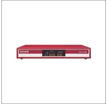 Funkwerk Bintec R4100 Media Gateway Router 4+1x Lan Ethernet 2x ISDN