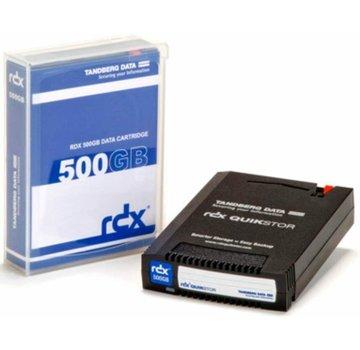 Tandberg 8541-RDX Cartucho de datos Quikstor 500GB SATA USB 3.0