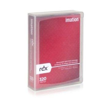 Medio de almacenamiento de cartucho RDX Imation I27428 de 320 GB NUEVO