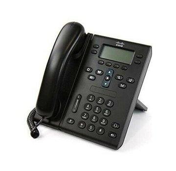 Cisco Cisco 6941 Unified IP VOIP Negocios Teléfono Telephone System / CP-6941