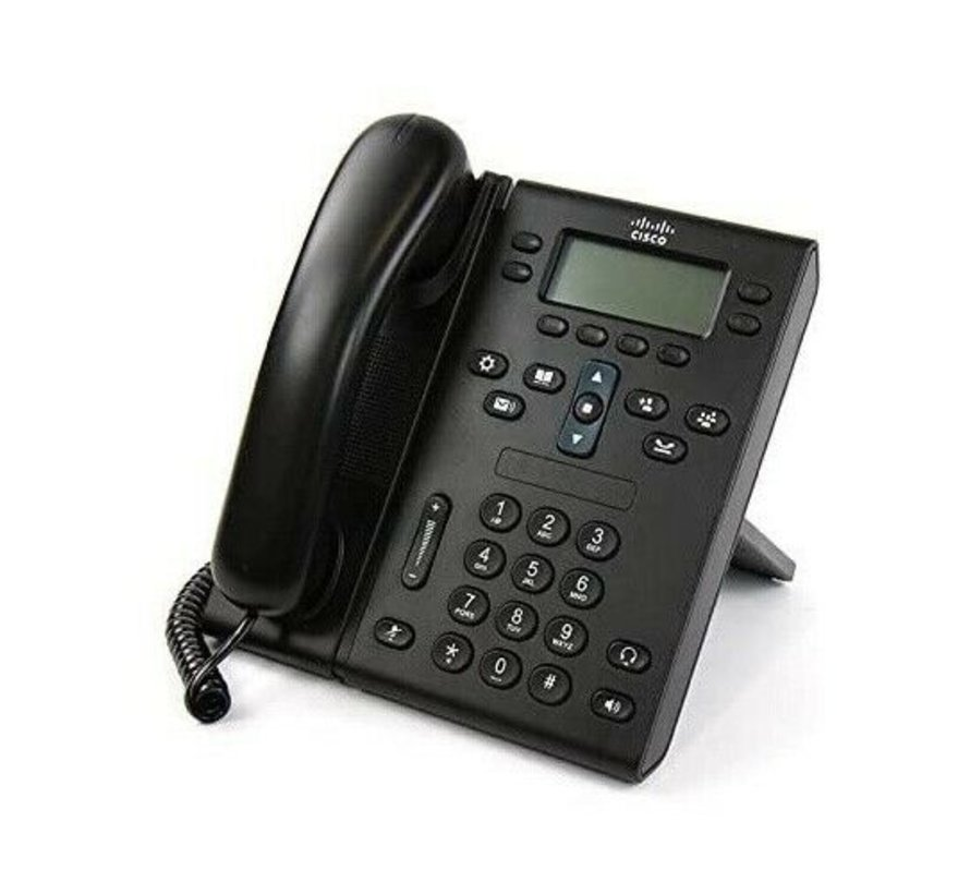 Cisco 6941 Unified IP Phone VOIP Business / System Phone CP-6941