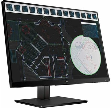 """HP Monitor HP Z24i G2 24 """"IPS 1920 x 1200 5ms VGA DP Pantalla HDMI"""