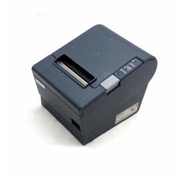 Epson Impresora térmica de caja registradora Epson TM-T88V Modelo M244A negra