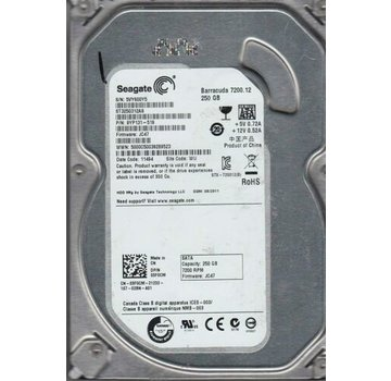 "Seagate Seagate Barracuda 7200.12 250GB ST3250312AS 7200RPM 3,5"" Festplatte"