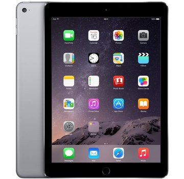 Apple Apple iPad WiFi Cell MD791FD/A Model A1475 16gb Space Grau Tablet