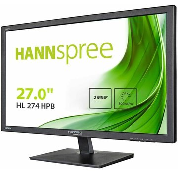 "HannSpree Hanns-G HL 274 HPB 27 ""MONITOR DE PANTALLA ANCHA HDMI"