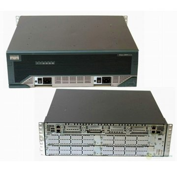 Cisco Cisco 3800 series Integrated Services Router CISCO 3845 V01