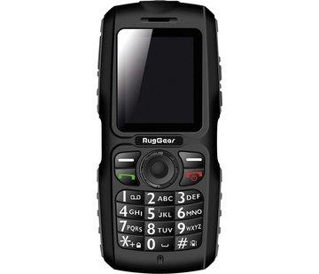 Ruggear RG100 Dual SIM Outdoor Cell Phone Black