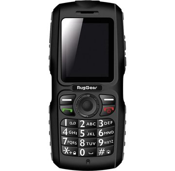 Ruggear RG100 Dual-SIM-Outdoor Handy Schwarz