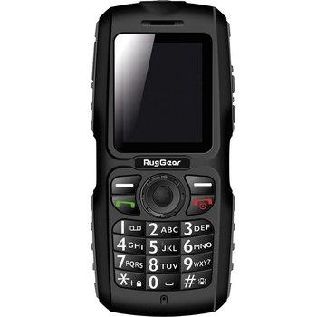 Ruggear RG100 Dual SIM teléfono celular exterior negro