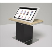 """Online terminal incl. 32 """"touch monitor PC player receipt printer barcode scanner"""