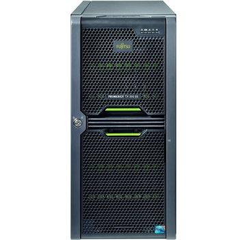 Fujitsu Fujitsu PRIMERGY TX200 S5 2 servidores Intel Xeon E5504 de 8 GB de RAM