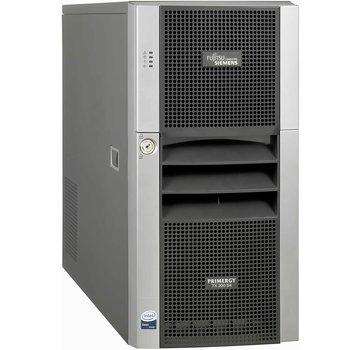 Fujitsu Fujitsu PRIMERGY TX200 S4 2 servidores Intel Xeon E5405 de 8 GB de RAM
