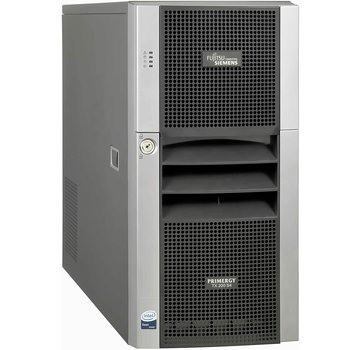 Fujitsu Fujitsu PRIMERGY TX200 S4 2 x Intel Xeon E5405 8GB RAM Server