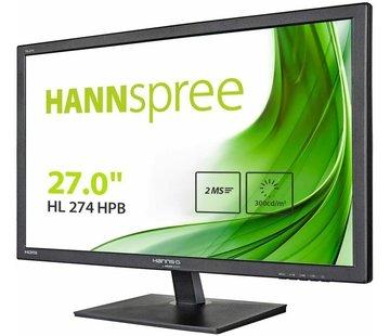 "HannSpree Hanns-G HL274HPB PLUS 27 ""MONITOR WIDESCREEN HDMI"