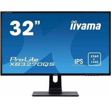 "iiyama ProLite XB3270QS 31,5"" WIDESCREEN LED-BACKLIGHT OVERDRIVE HDMI MONITOR"