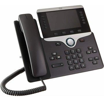 Cisco CISCO CP-8851 Sistema de telecomunicaciones IP Teléfono Teléfono Teléfono sin CABLE sin ACCESORIOS