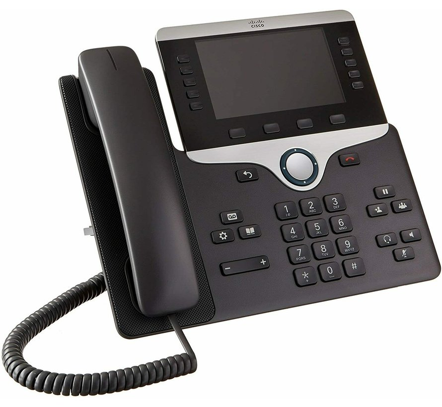 CISCO CP-8851 IP Telecom System Telephone Telephone Phone without CABLE without ACCESSORIES