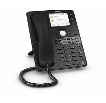 Snom D765 Professional Business Phone Telefon schwarz