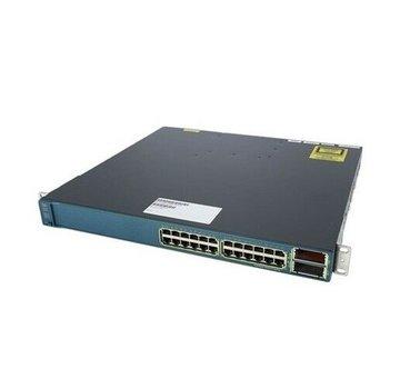 Cisco Cisco WS-C3560E-24TD-S - Conmutador Ethernet LAN - 24 puertos