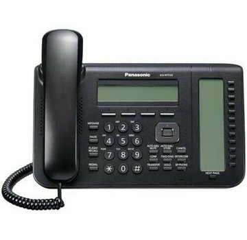 Panasonic Panasonic KX-NT553 Telephone Fixed Line Telephone System Business VoIP WITHOUT POWER SUPPLY