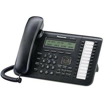 Panasonic Panasonic KX-NT543 Teléfono Sistema telefónico de línea fija VoIP empresarial SIN FUENTE DE ALIMENTACIÓN