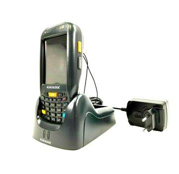 Datalogic Escáner de código de barras móvil DATALOGIC ELF con estación de batería de repuesto + fuente de alimentación