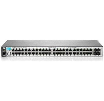 HP Conmutador HP 2530-48G PoE + J9772A ProCurve Gigabit