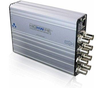 Veracity VHW-HWPS-B8 Highwire Powerstar BASE8 LinkLock 8-Port EOC Base with POE +